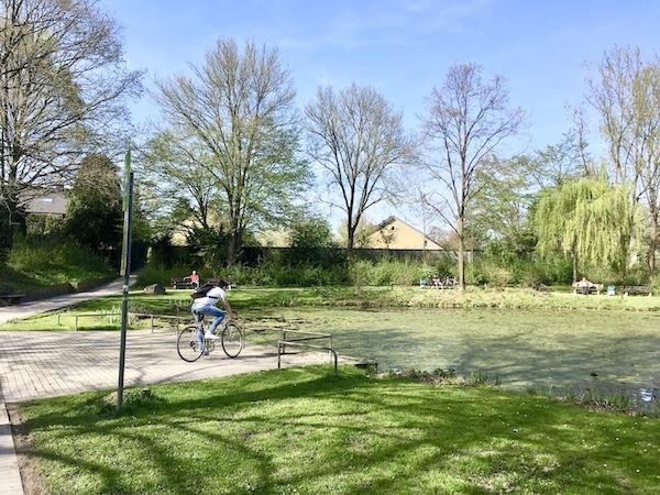 Spazieren in Heepen Bielefeld