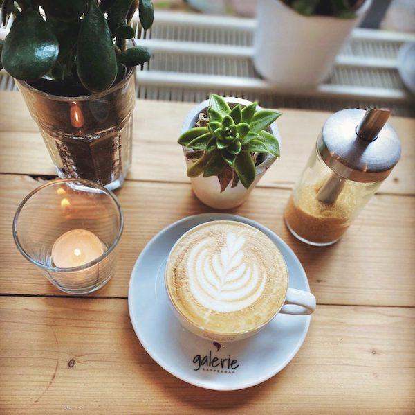 Bester Kaffee in der Kaffeewerft in Bielefeld