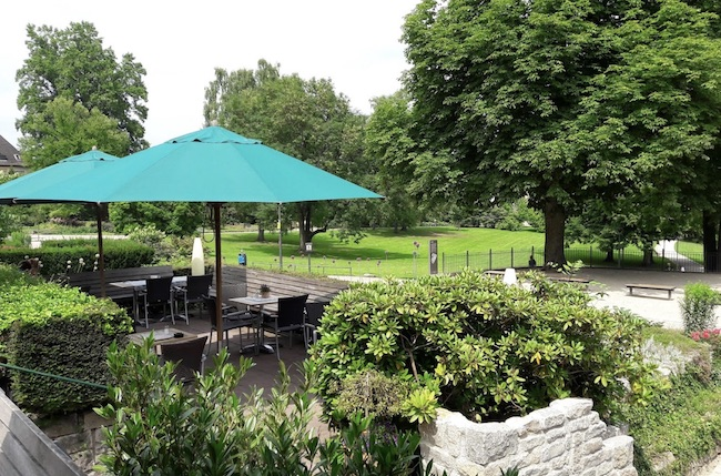 Café Im Bürgerpark Bielefeld