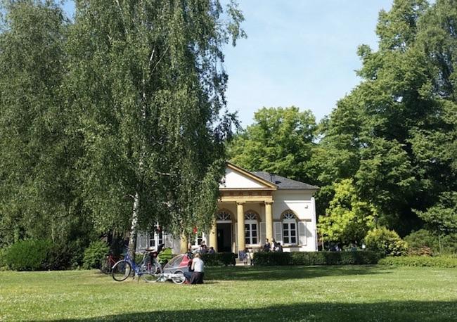 Café Tapasbar im Nordpark
