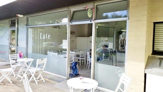 Terrasse Café kleine Pause Bielefeld Stieghorst / Heepen