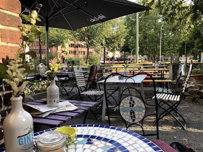 Cafe Schlösschen Bielefeld