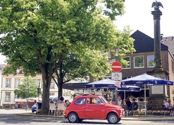 Eis Essen Bielefeld bei Monate Pelmo in Heepen