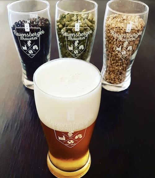 Ravensberger Brauerei in Bielefeld