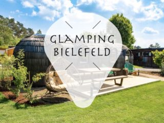 Glamping / Camping in Bielefeld und Umgebung