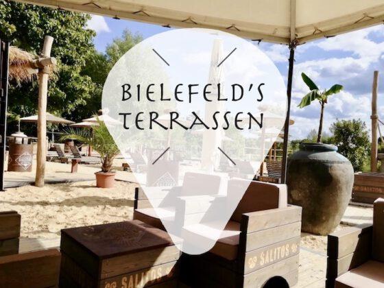 Die besten Terrassen in Bielefeld Beste Aussicht in Bielefeld Biergarten