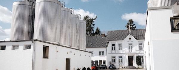 Kupferkessel in der Privat-Brauerei Hohenfelder