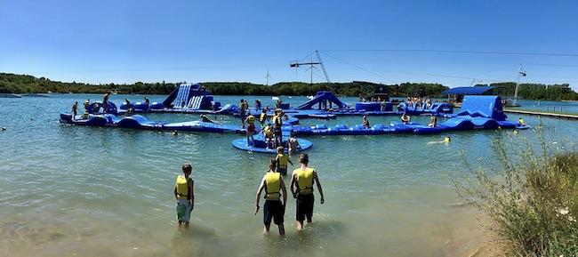 Aquapark Beckumer See