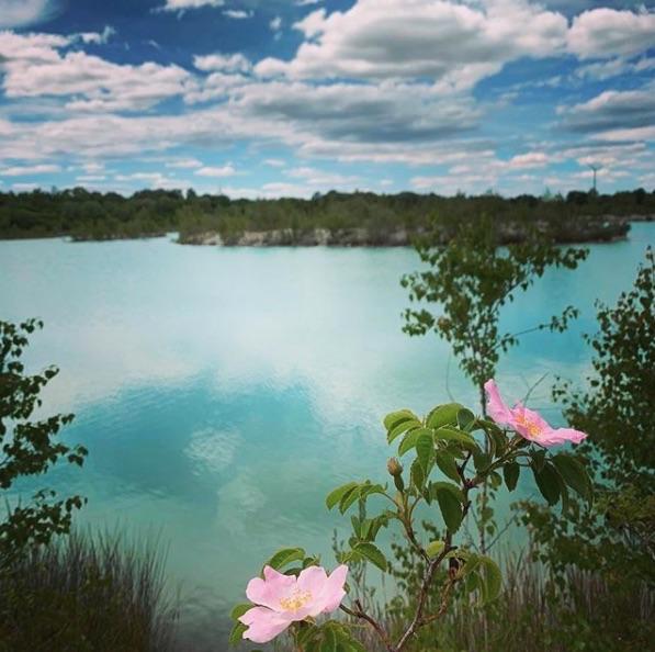 Beckumer See (Blaue Lagune)