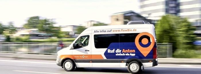 FlowBie Anton (Mini Bus)