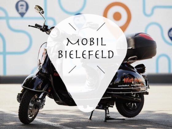 FlowBie Mobiel Bielefeld Leih-Verkehrsmittel
