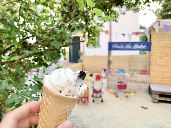 Garten Eis Café Bielefeld
