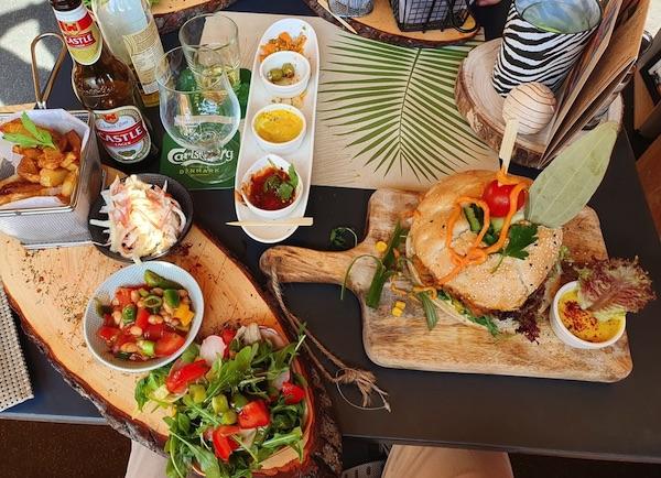 Howzit Vegan essen in Bielefeld