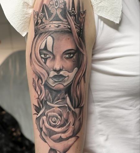 INK CORP TATTOO BIELEFELD