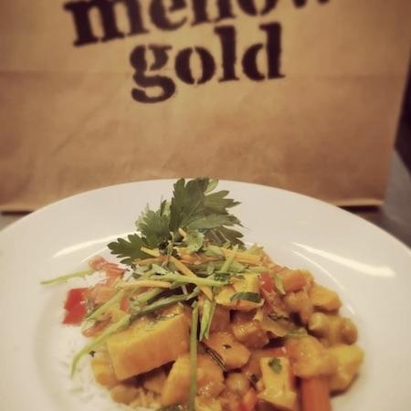 Vegan essen beim Mellow Gold in Bielefeld
