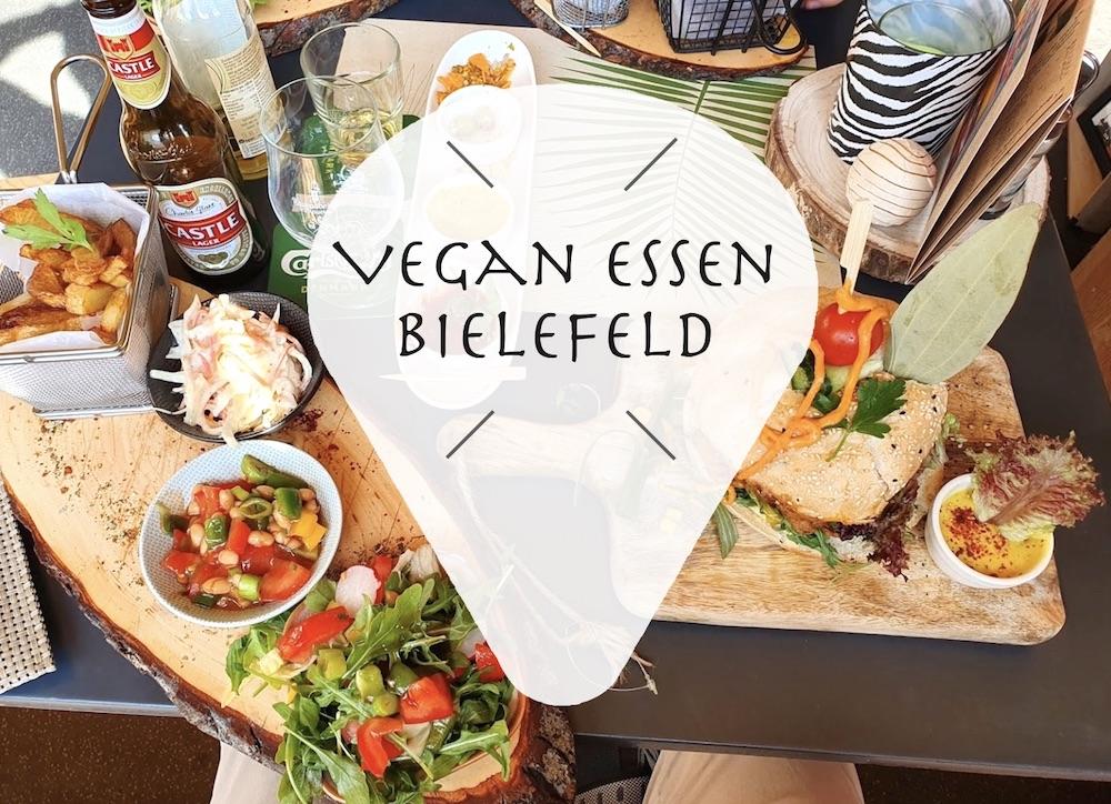 Vegane Restaurants vegan Essen in Bielefeld