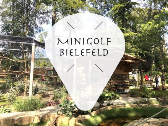 Minigolf in Bielefeld