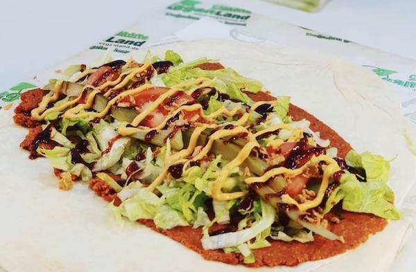 Veganland Cigköfte veganer Lamacun in Bielefeld