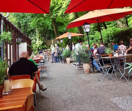 Vegan essen im Zweischlingen in Bielefeld