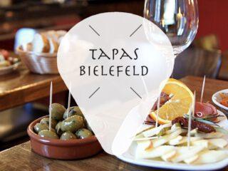 Tapasbars in Bielefeld