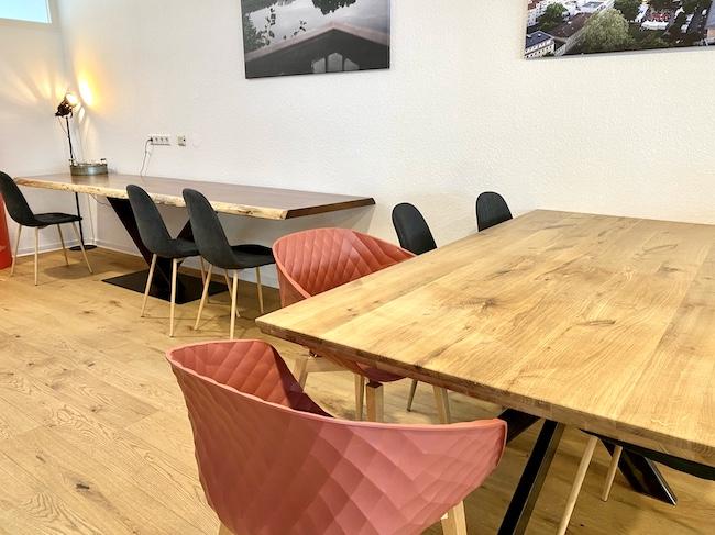 PERFEKTE ARBEITSUMGEBUNG IN DER KAFFEEWERFT. Cafés in denen man gut arbeiten oder lernen kann in Bielefeld