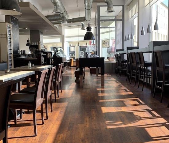 M KAFFEE. Cafés in denen man gut arbeiten oder lernen kann in Bielefeld
