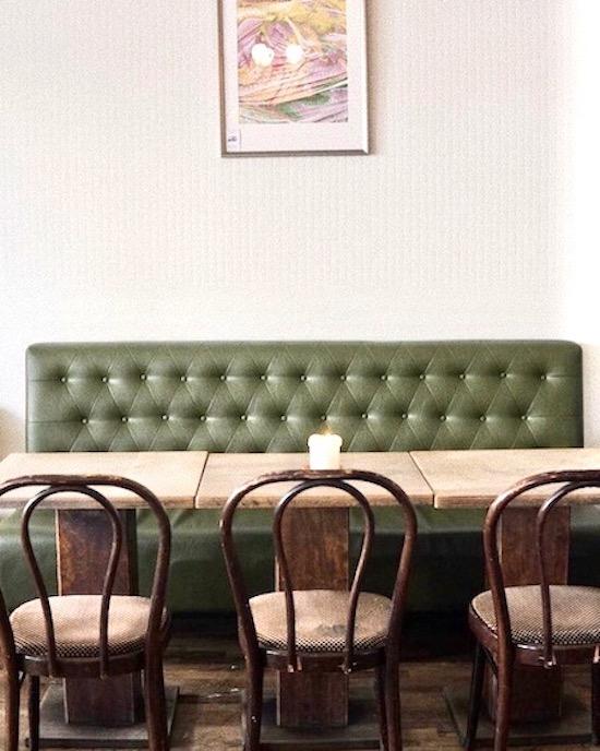 MOCCAKLATSCH VON INNEN. Cafés in denen man gut arbeiten oder lernen kann in Bielefeld