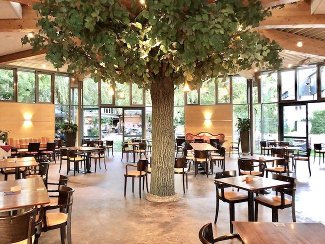 NEUE SCHMIEDE Innen Bielefeld Cafés zum Arbeiten