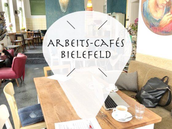 Cafes in bielefeld in denen man arbeiten oder lernen kann