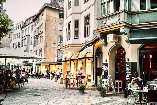 Glühwein to-go in Bielefeld im Stahlberg