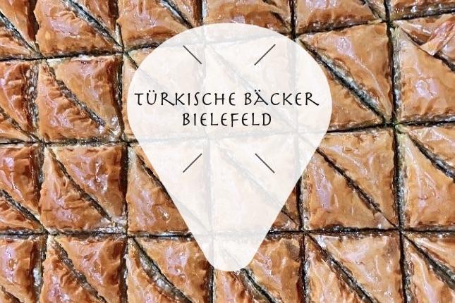 Türkische Bäcker in Bielefeld