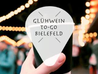 Glühwein To-Go in Bielefeld