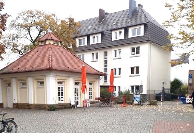 KIOSK AM SIEGFRIEDPLATZ Bielefeld