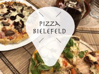 Die beste Pizza in Bielefeld