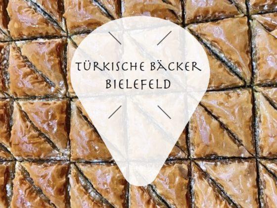 Türkische Bäckereien