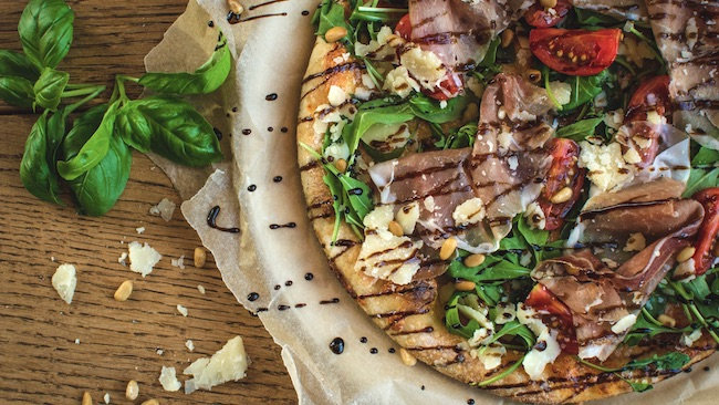 Pizza im Good Italian in Bielefeld