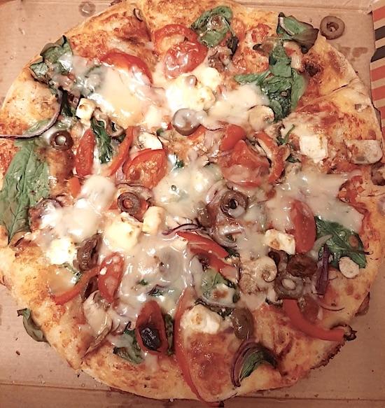 Good Italian Bielefeld Pizza