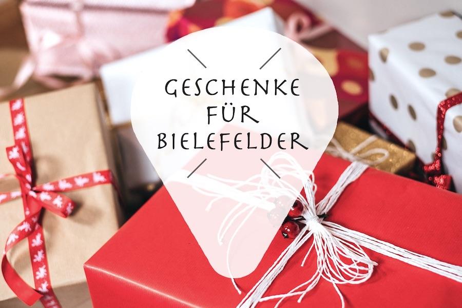 Geschenk Ideen in Bielefeld