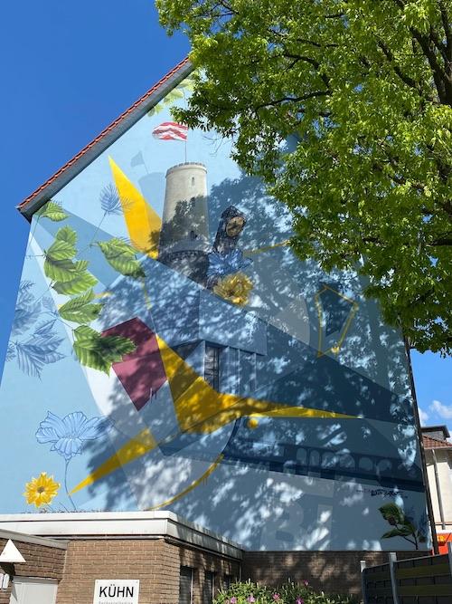 Street Art in Bielefeld