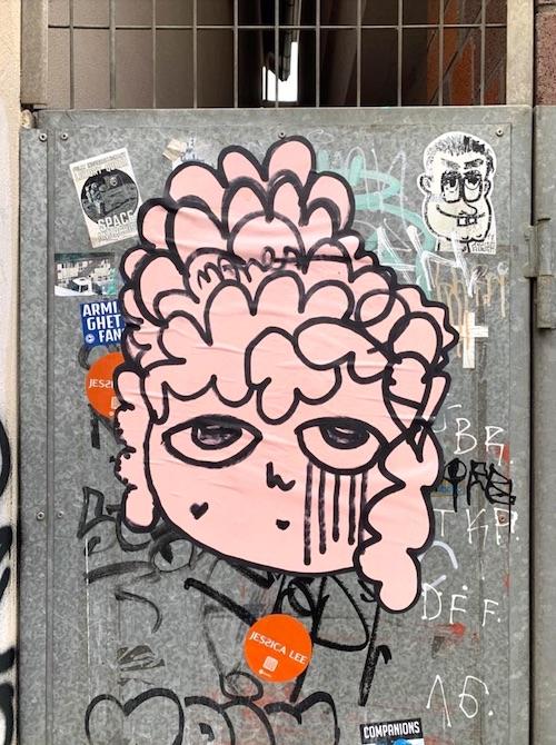 Street Art in Bielefeld MARLA