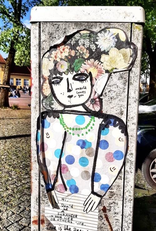 MARLA Street Art Bielefeld