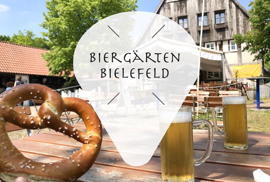 Biergärten in Bielefeld