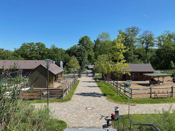 Sentana Tier Dorf in Bielefeld