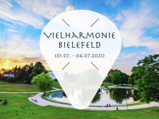 VielHarmonika Bielefeld Open-Air Konzert