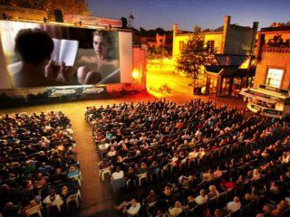 Luna-Kino in Bielefeld Open Air Kino