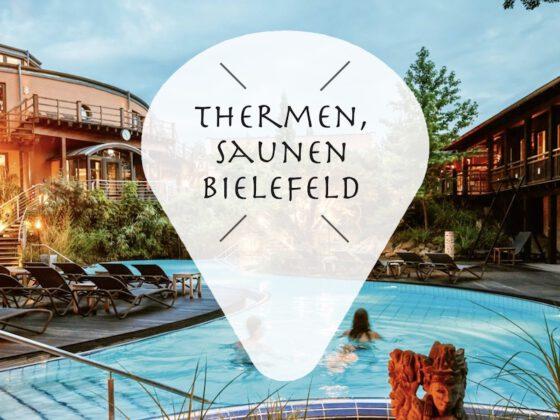 Thermen und Saunen in Bielefeld