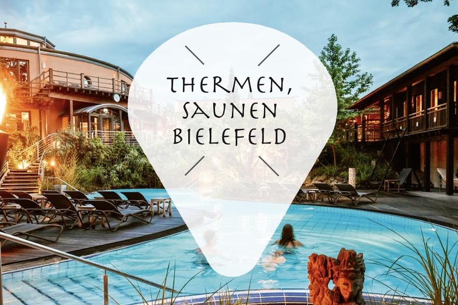Erholsame Thermen und Saunen in Bielefeld. So lässt es sich entspannen. 7 Thermen und Saunen die du probiert haben musst in Bielefeld.