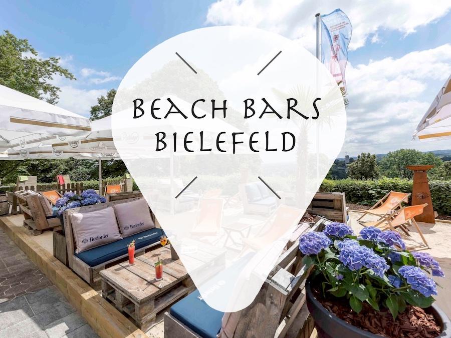 Auf der Suche nach einer Strandbar / Beachbar in Bielefeld? Wir zeigen dir die besten Beachbar. 100% Urlaub-Feeling.