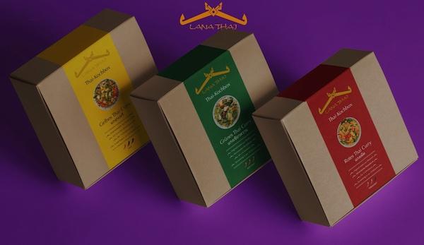 Die coolen Lana-Thai-Boxen für zu Hause. Deine Chance zum Sterne-Koch!