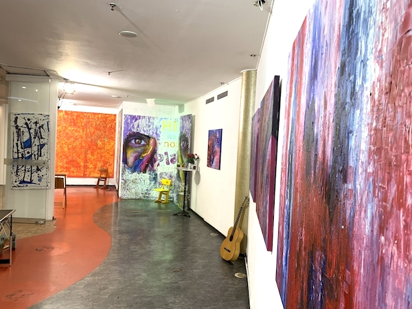 JahnArt Kunstausstellung im Jahnplatz-Tunnel